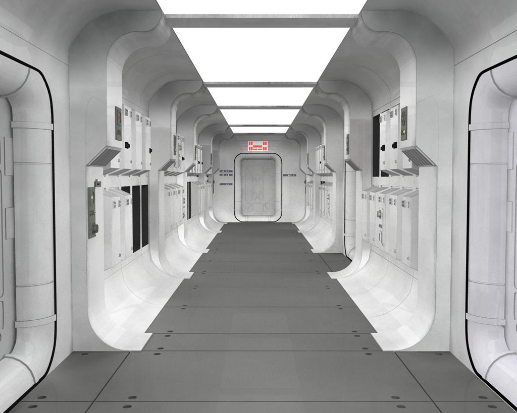 Star Wars 001 Spaceship Interior Star Wars Background Star