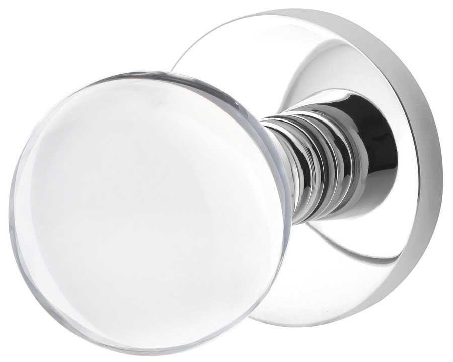 Emtek Bristol Crystal Door Knob | Homestead Hardware.com | Palisades ...