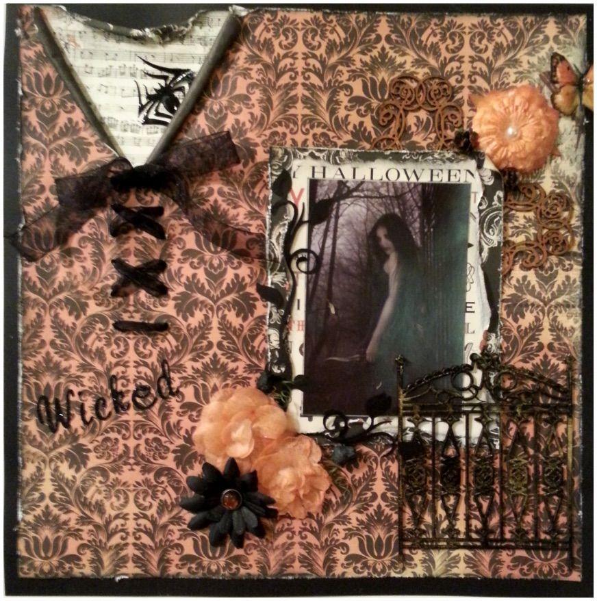 Wicked - Scrapbook.com
