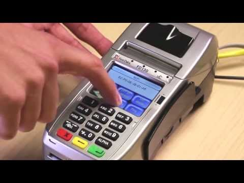 This Brief Video Shows You How To Connect Your Fd130 Credit Card Terminal To A Wifi Netw Credit Card Terminal Small Business Credit Cards Business Credit Cards