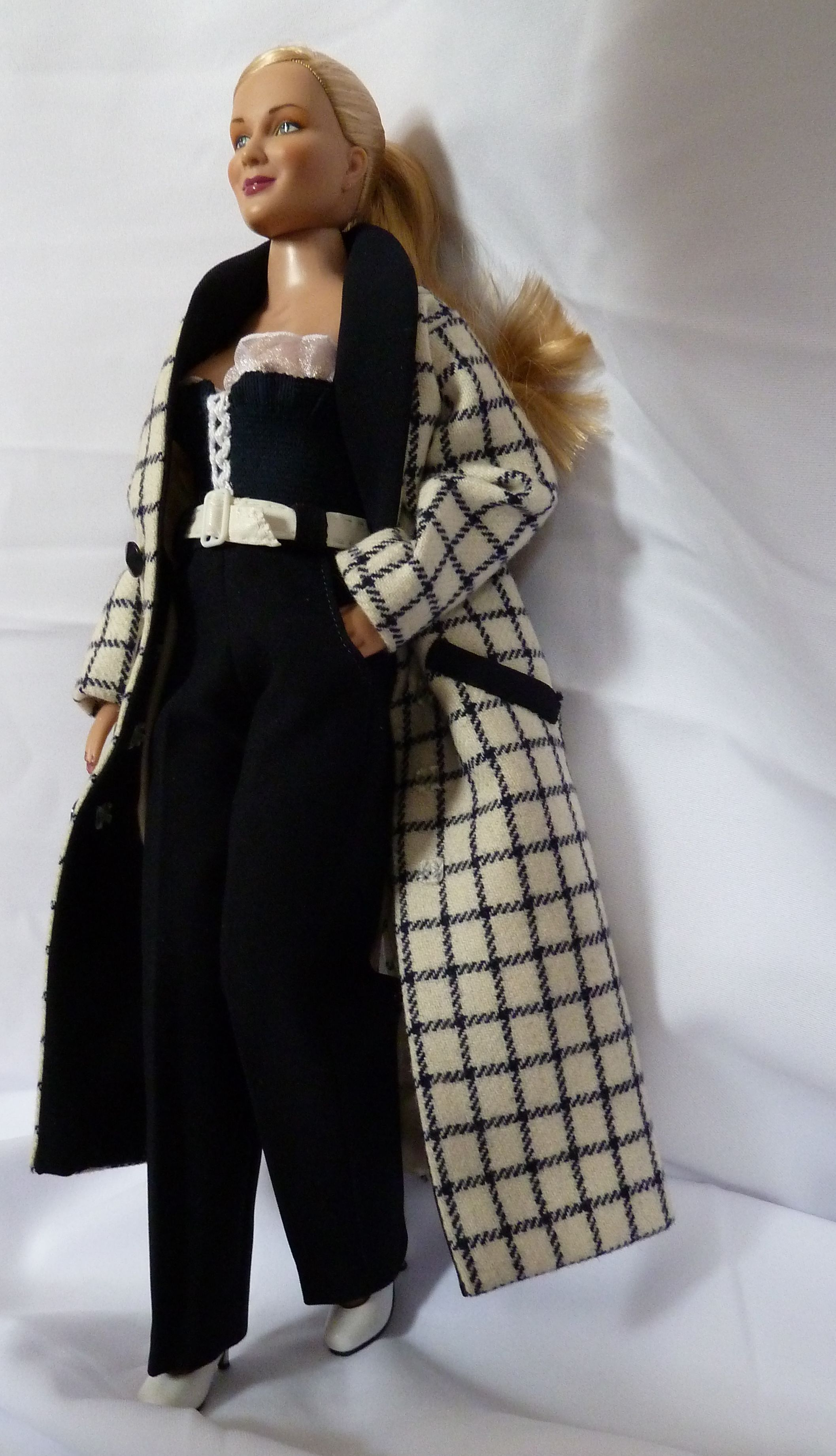"""African American Plus-Size Emme Effie 16/"""" Fashion Doll BODY Tonner"""