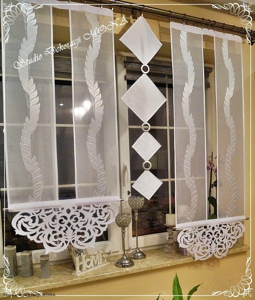 Galeria Zdjec Aukcji Allegro Tamara Kwadro Galerie Allegro Pl Curtain Decor Panel Curtains Curtains