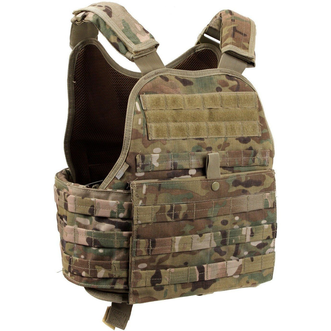 MOLLE Plate Carrier Vest - Multicam - Rothco  561329880