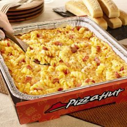 Pizza Hut Restaurant Copycat Recipes Home Pizza Hut Mac Cheese