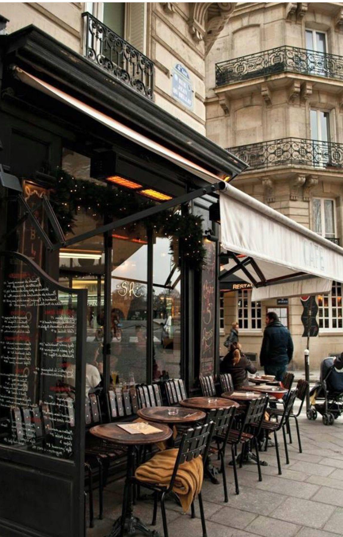 Pin By Kyle Cave On Paris Ooh La La Paris Cafe Parisian Cafe Sidewalk Cafe