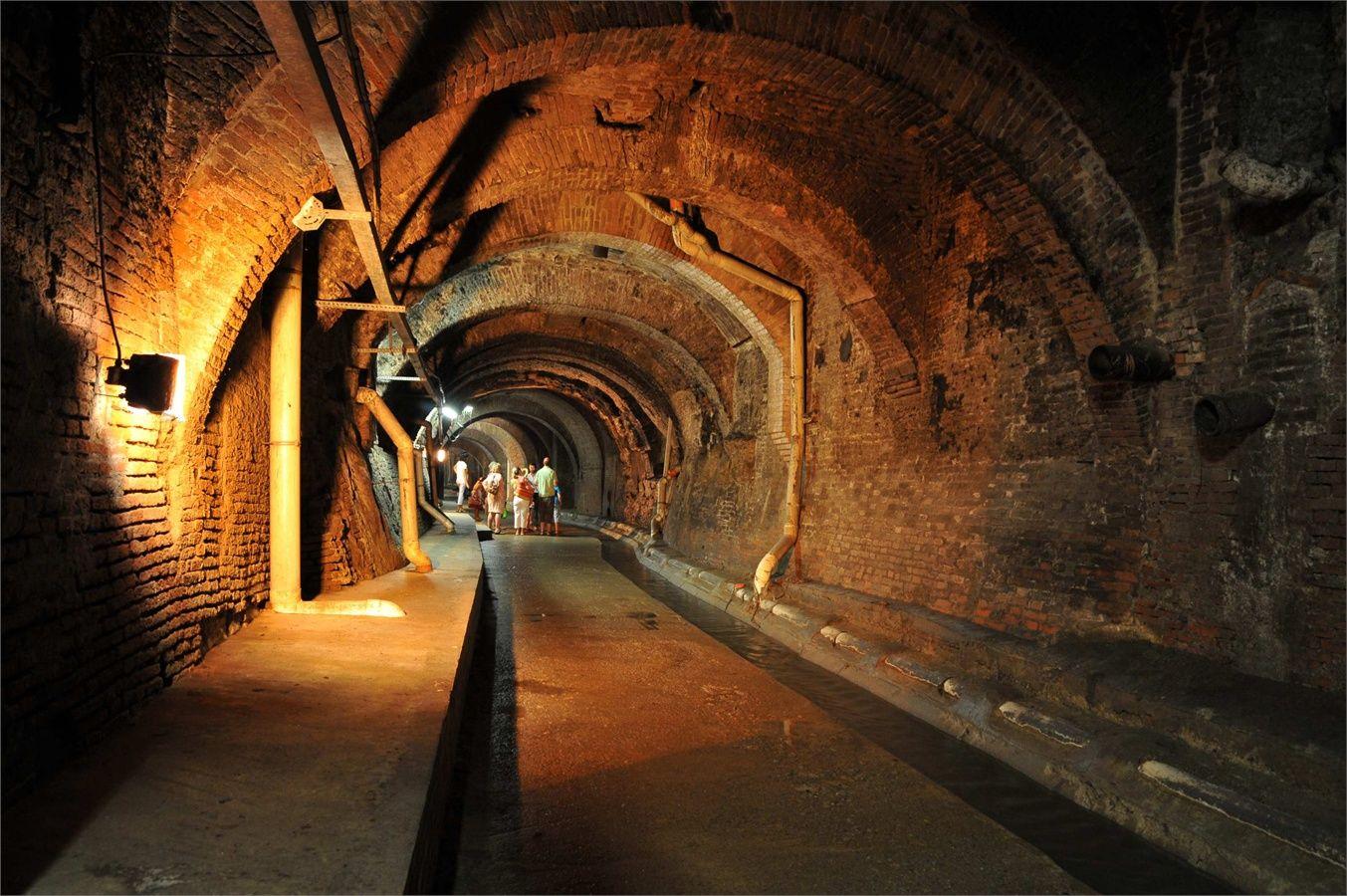 sotterranei di bologna