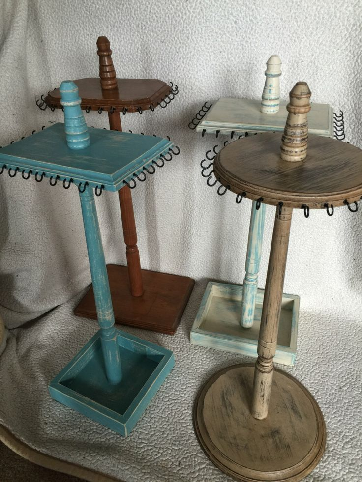 Untitled Wooden Jewelry Stand Diy Jewelry Stand Diy Jewelry Display
