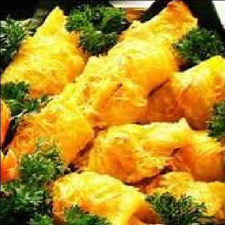 Resep Kue Kering Dari Singkong Croissant Singkong Isi Keju Croissant Food Cake Recipes