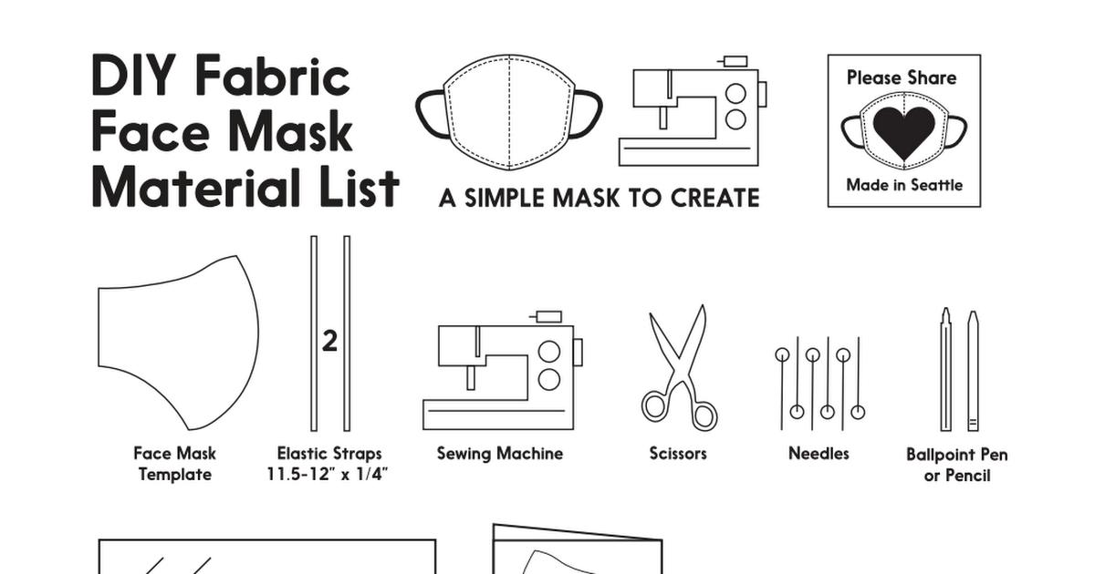 NEWDIYFFMHOWTO.pdf Google Drive in 2020 Diy fabric