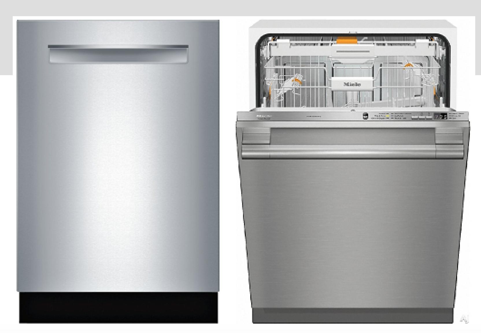 Miele Vs Bosch Dishwashers Review Dishwasher Reviews Bosch Dishwashers Miele