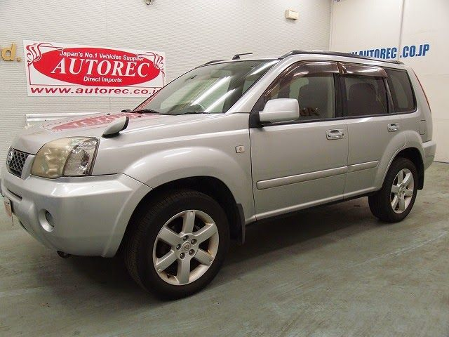 Japanese vehicles to the world: 2005 Nissn X-trail XTT 4WD for Tanzania to Dar es ...
