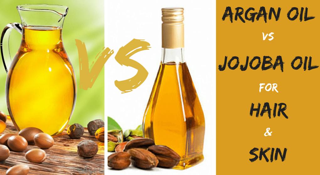Argan Oil Vs Jojoba Oil For Hair And Skin Argan oil vs