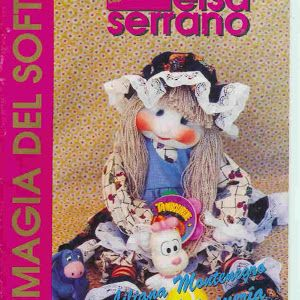 como hacer una muñeca soft - Revistas de manualidades gratis