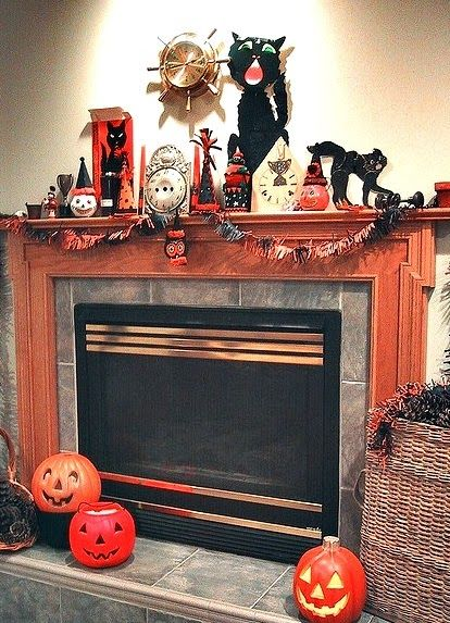 The Domestic Curator 110 Awesome Halloween Decorating Ideas For - decorate house for halloween