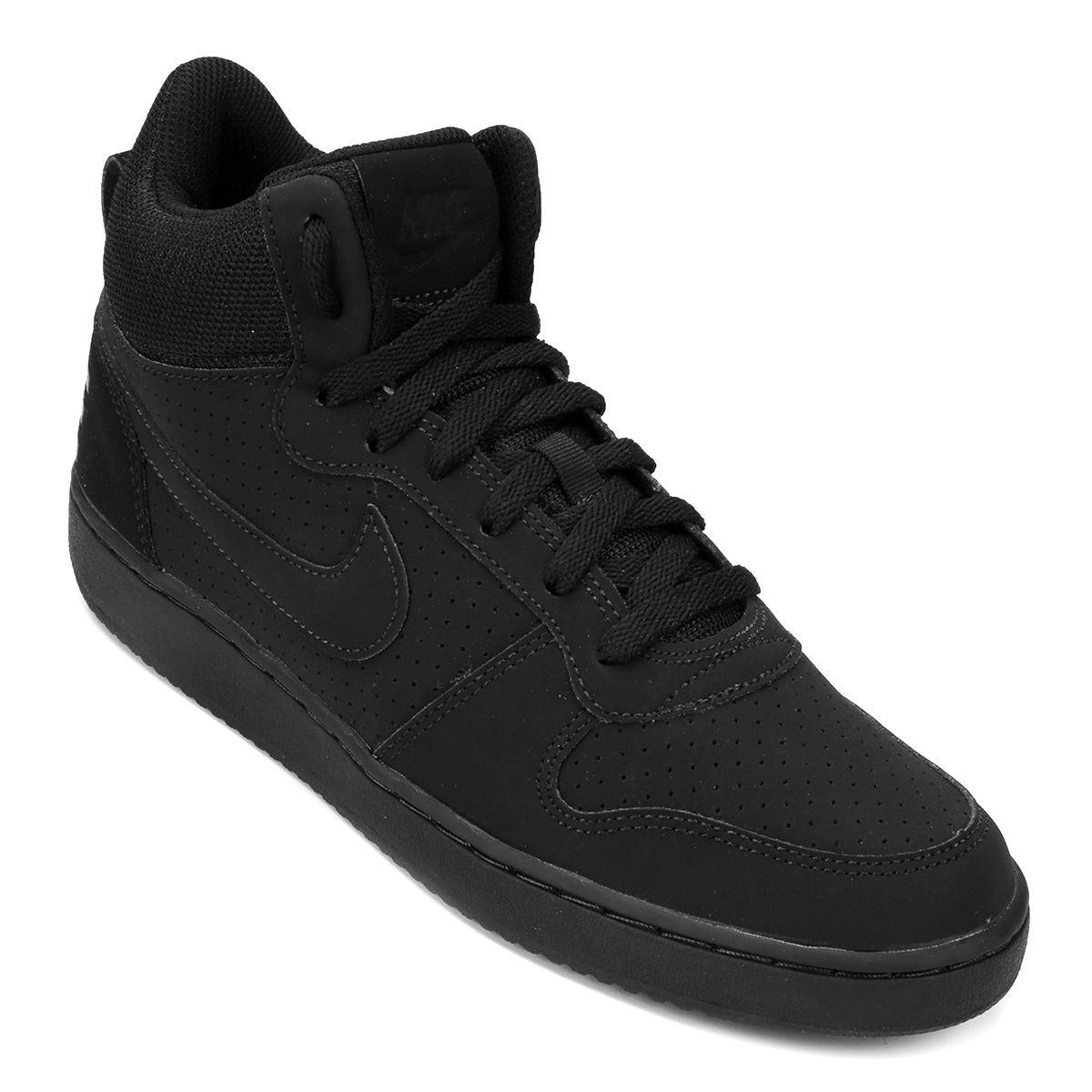 3b6cbf066 Tênis Couro Cano Alto Nike Recreation Mid Masculino - Compre Agora |  Netshoes