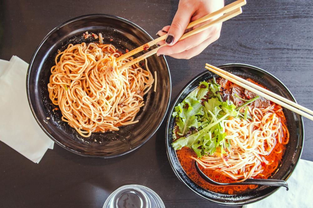 Three Quarter Chinese Bangalore Restaurant Review Chinese Restaurant Restaurant Food Blogger