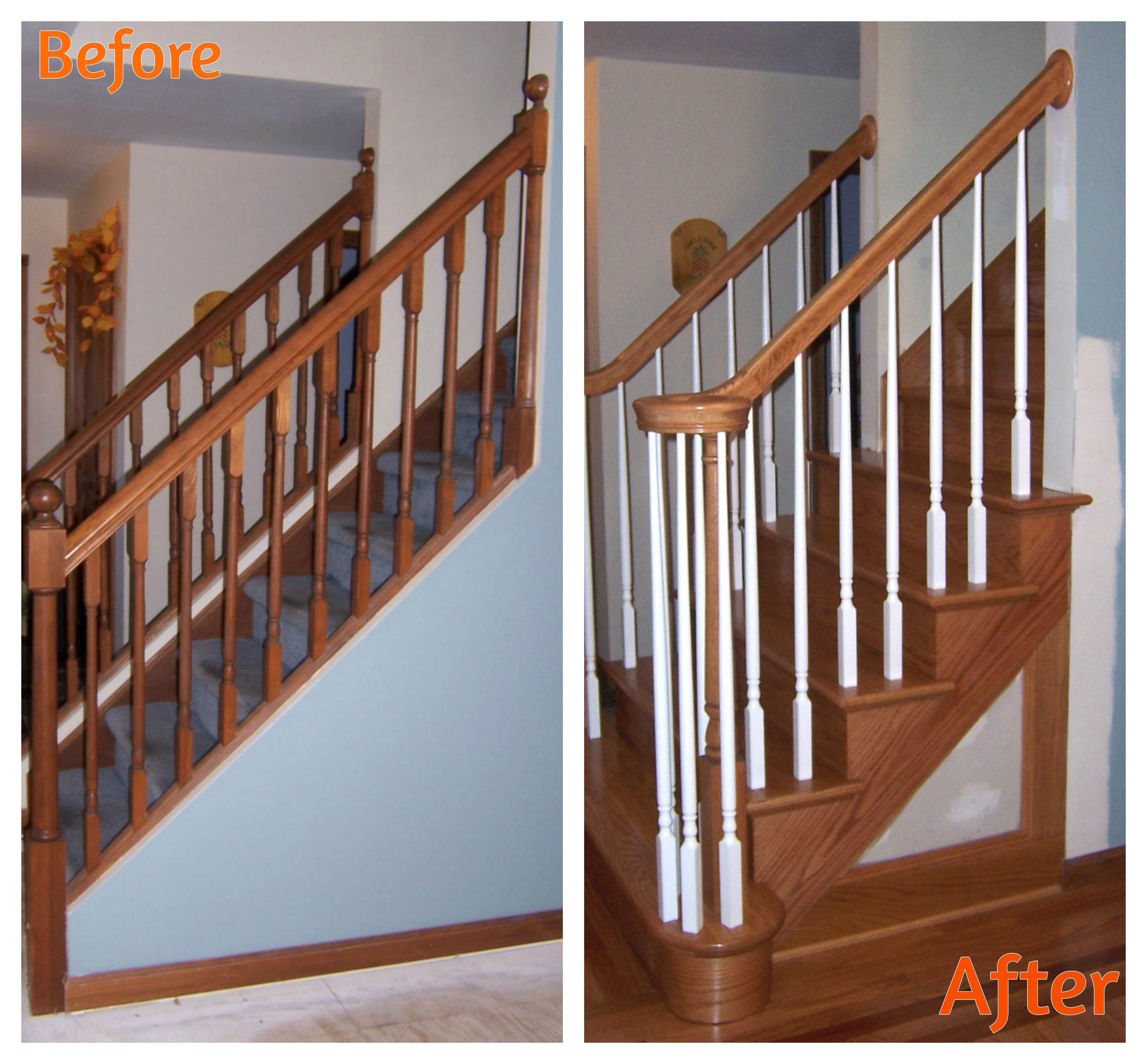 Remodel, Reface U0026 Refinish Your Stairs With NuStair