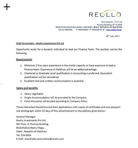 http://jobmaldives.org/blog/jobs-at-reollo-investments-pvt-ltd/