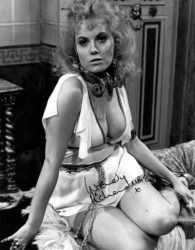 nude Wendy richard