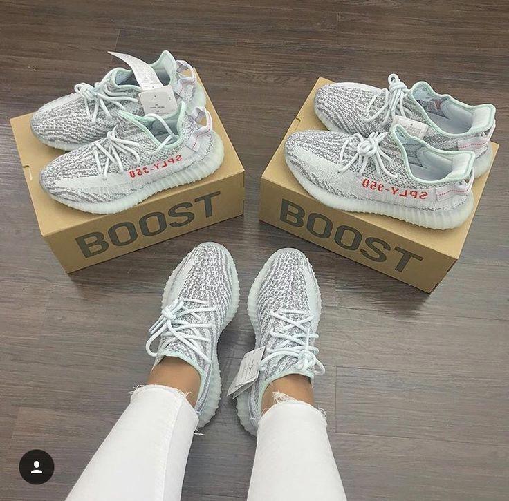Adidas yeezy 350 Boost donne rosse calde :
