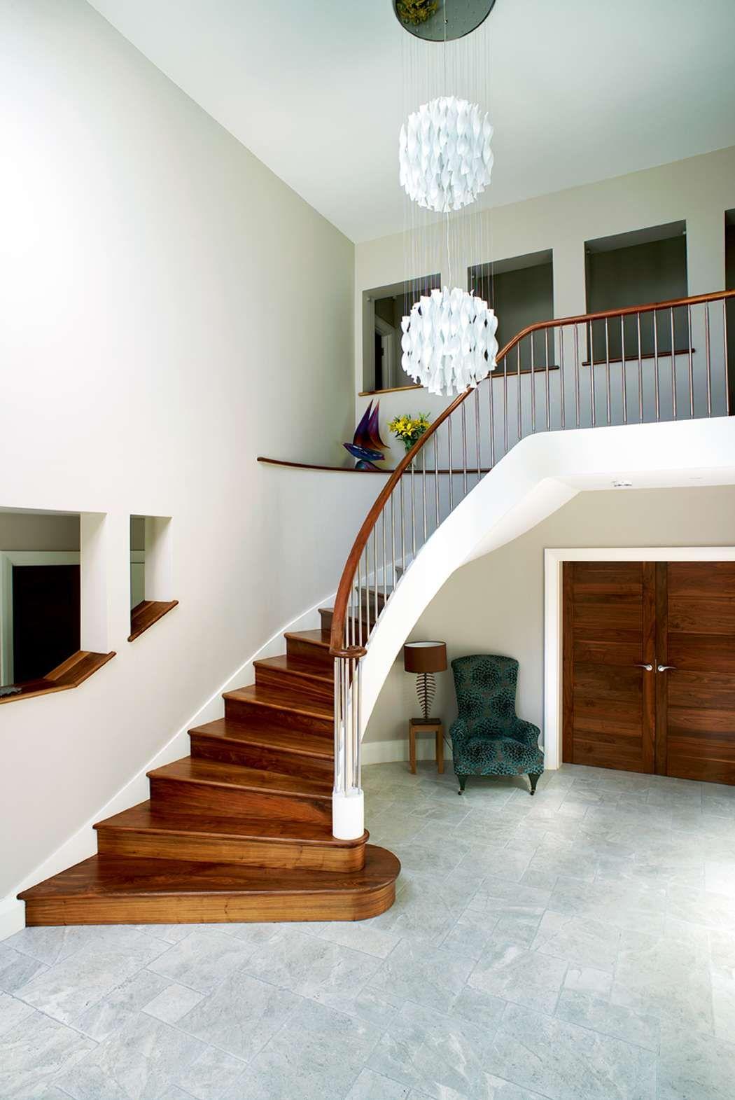 Entrance Hallway Design   Homebuilding & Renovating   Home Ideas ...