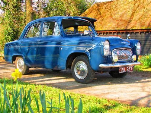 1960 Ford Prefect 105E