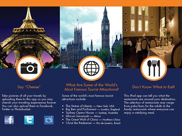 Travel Brochure Template  Travel Brochures    Travel
