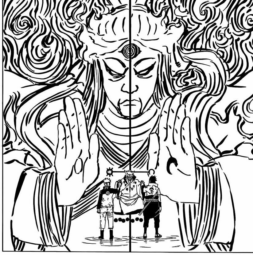 O Misterio por trás do Rinnegan Original e Rinnegan Falso do Edo Tensei. 42998935834b151a8a84ce0ddd70b5ce