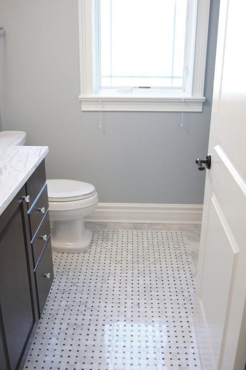 Astounding Black And White Tile Bath Ideas Black White Tiles Download Free Architecture Designs Rallybritishbridgeorg