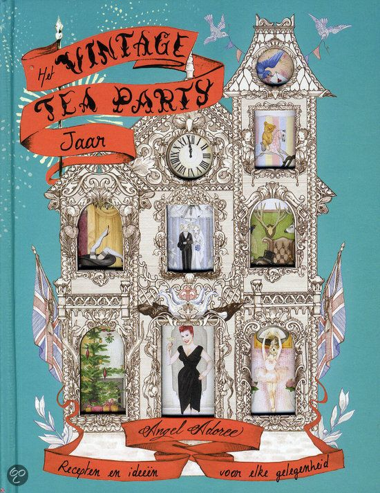 Het vintage tea party jaar