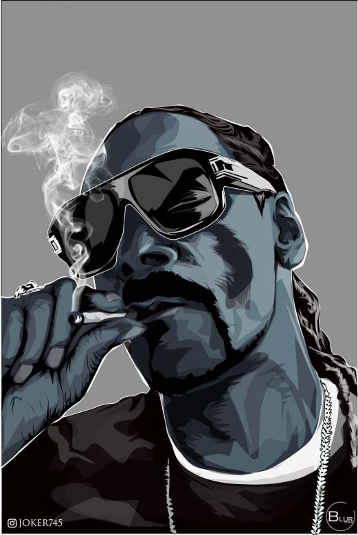 Hiphopstyle Hip Hop Style Illustration In 2020 Hip Hop Artwork Snoop Dog Hip Hop Art
