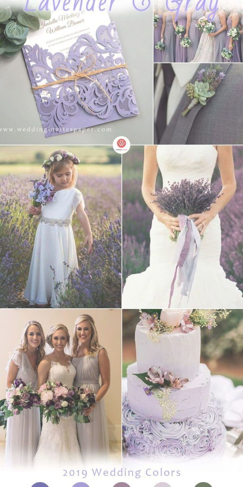 7 Exceptional Purple Color Combos To Rock For 2019 Lavender And