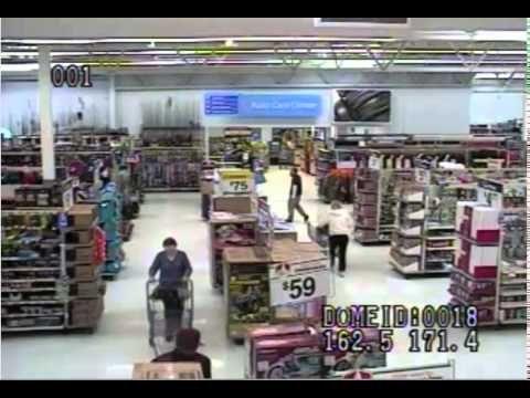 Walmart Thieves Steal Barbie Car, Using Fake Heart Attack as a Diversion -