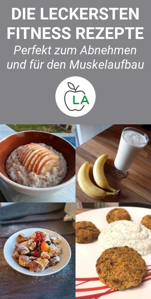 Hier findest du die besten Fitness Rezepte zum Abnehmen und für den Muskelaufbau. Alle Gerichte sind...