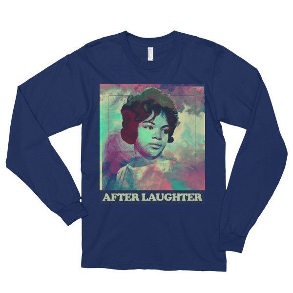 Wendy Rene - After Laughter Soul Oldies Long sleeve t-shirt