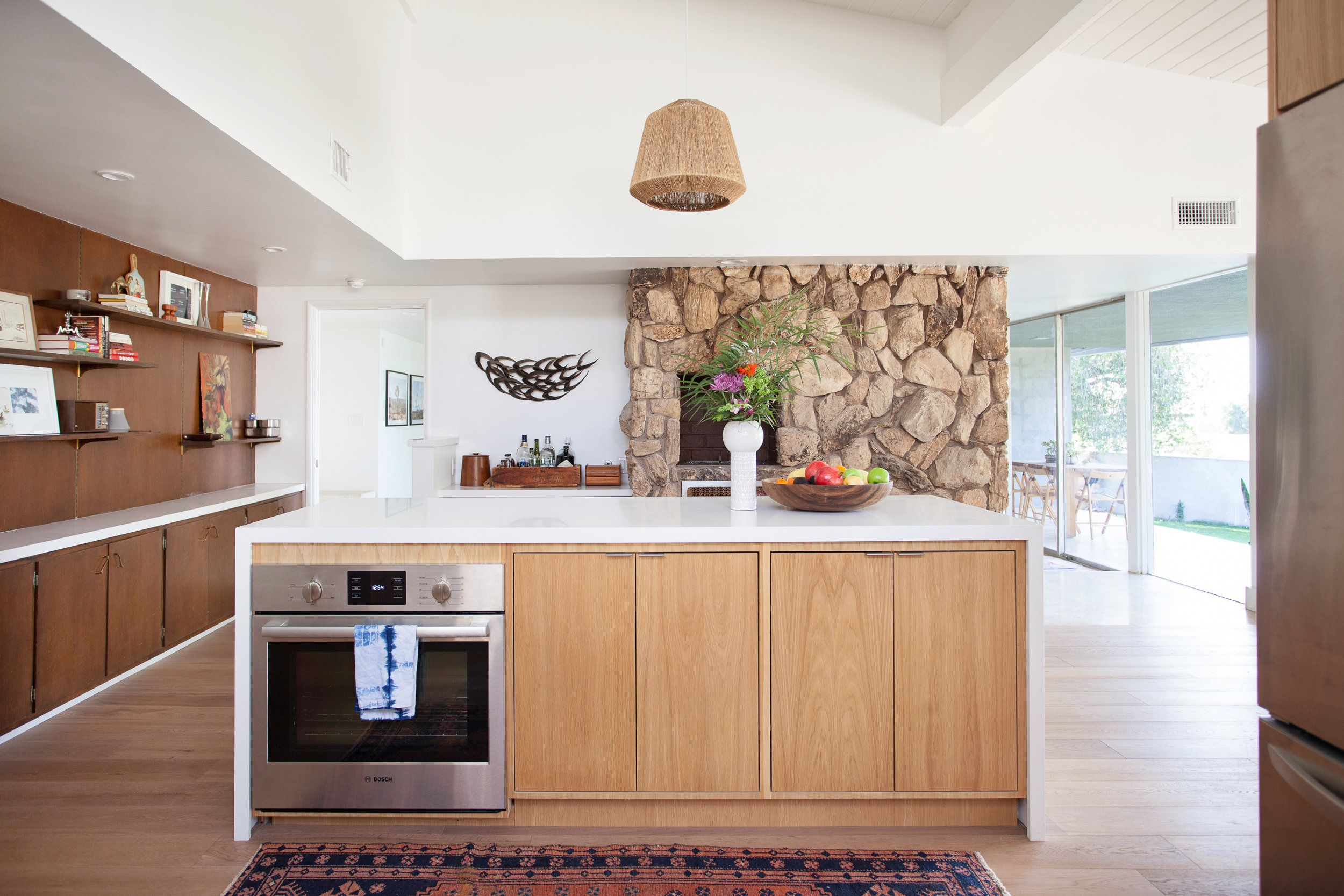 Our ladera heights kitchen remodel in kitchen please