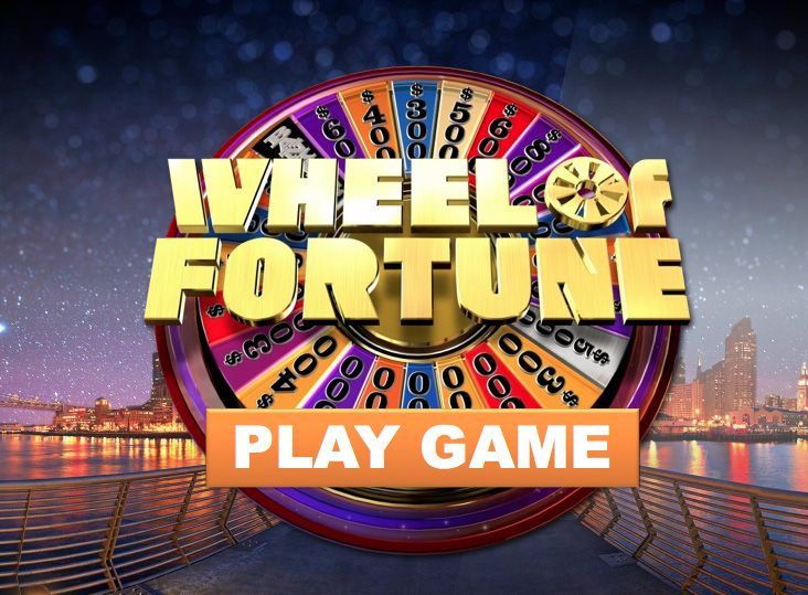 Wheel Of Fortune Powerpoint Game   Youth DownloadsYouth Downloads