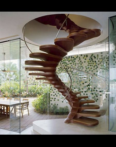"""I'm sure that I will eventually have an entire board dedicated to """"Staircases"""". In time..."""