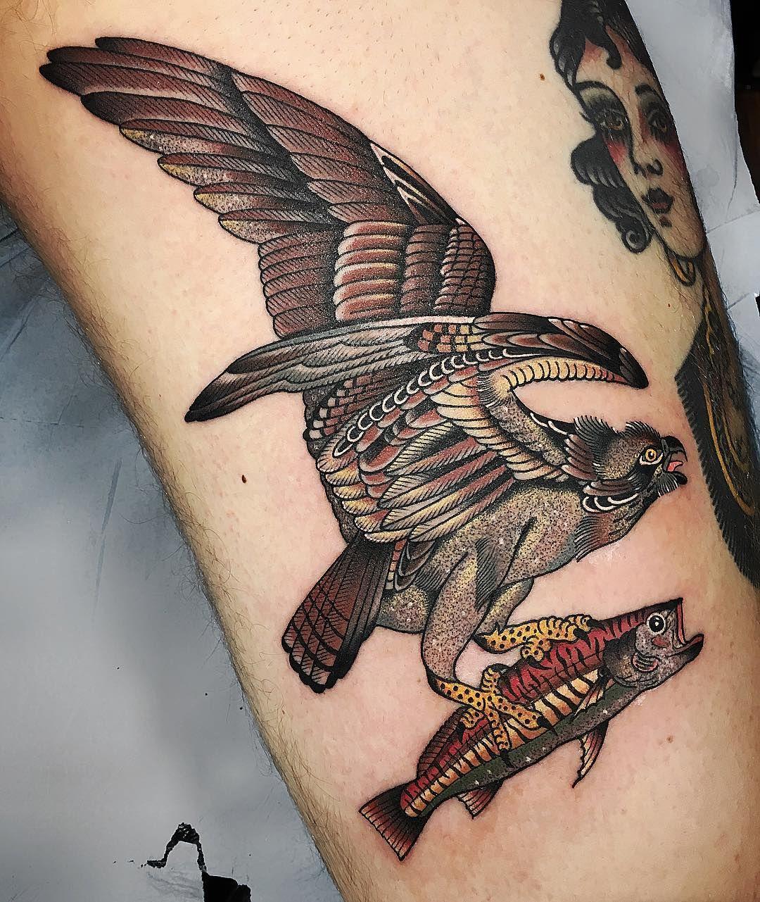 Pin En Fish Tattoo Ideas