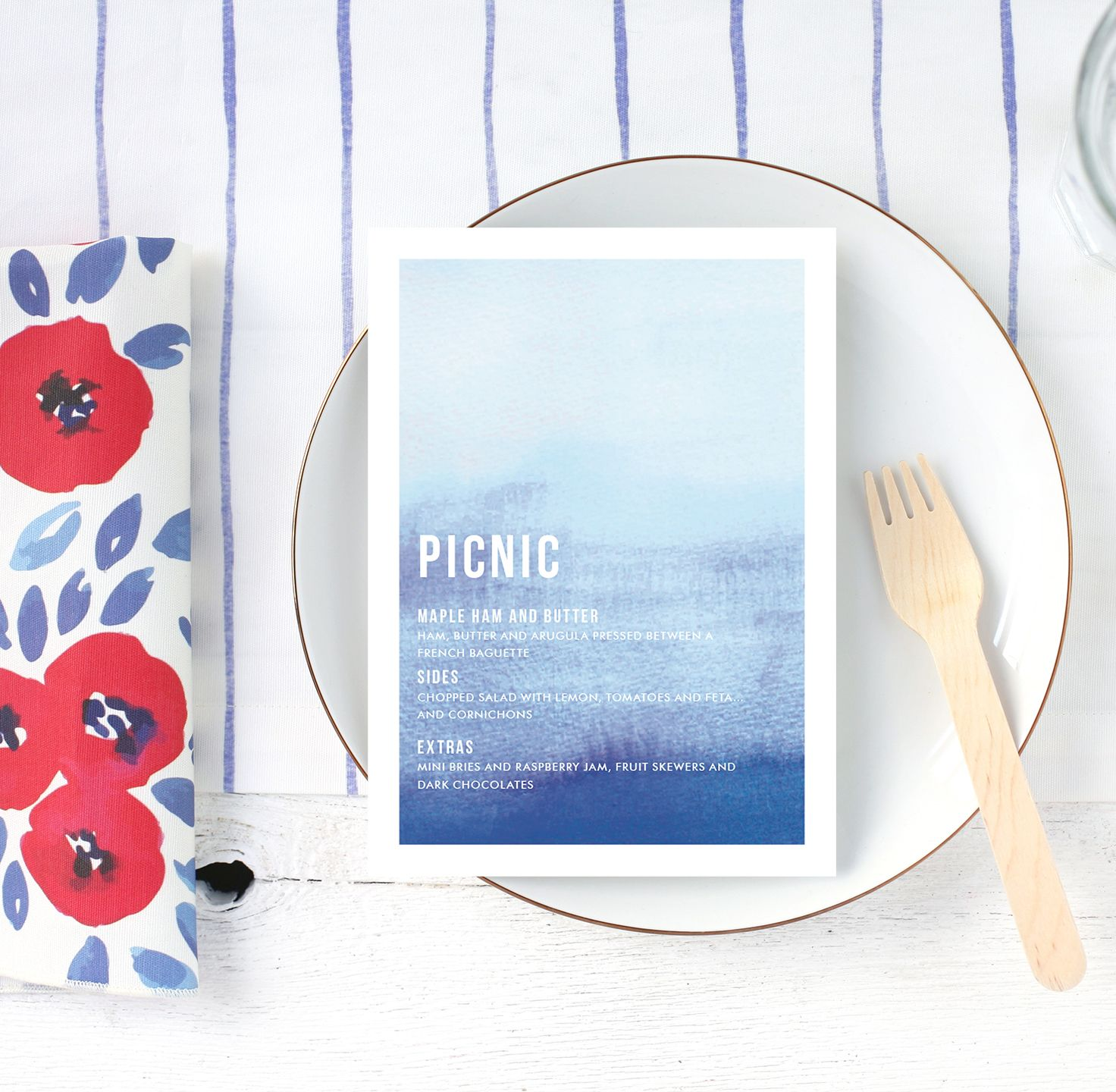Summer Party Planning Tips From Minted Decorate Your 4th
