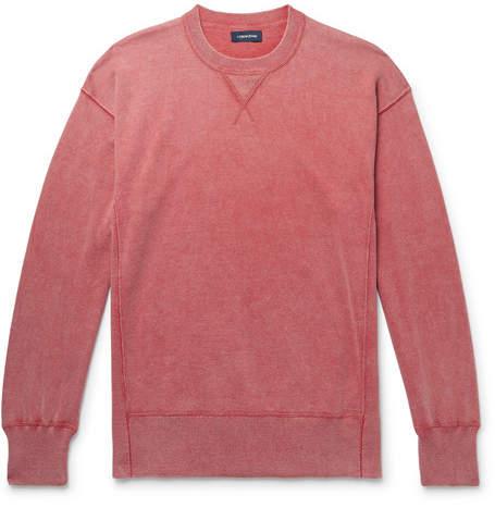 cdd315bcb9803e J.Crew Mélange Cotton Sweatshirt | Products in 2019 | Sweatshirts ...