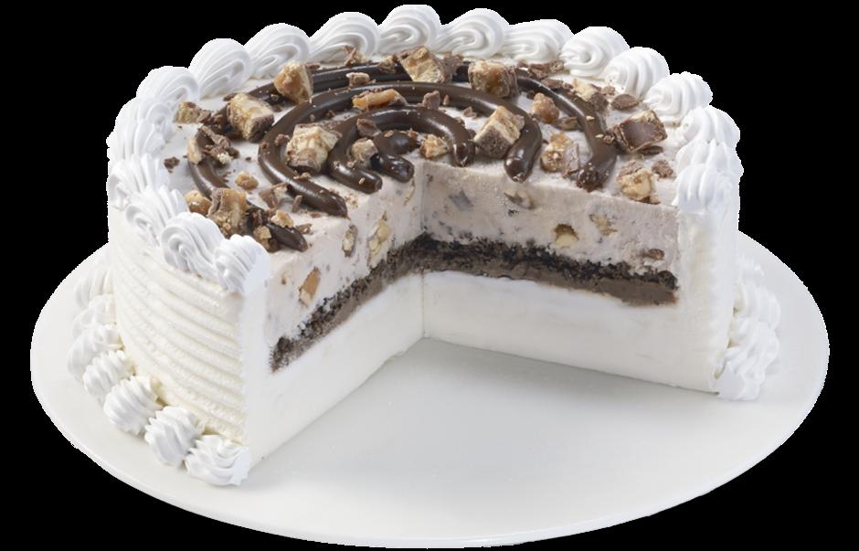 butterfinger ice cream cake dairy queen