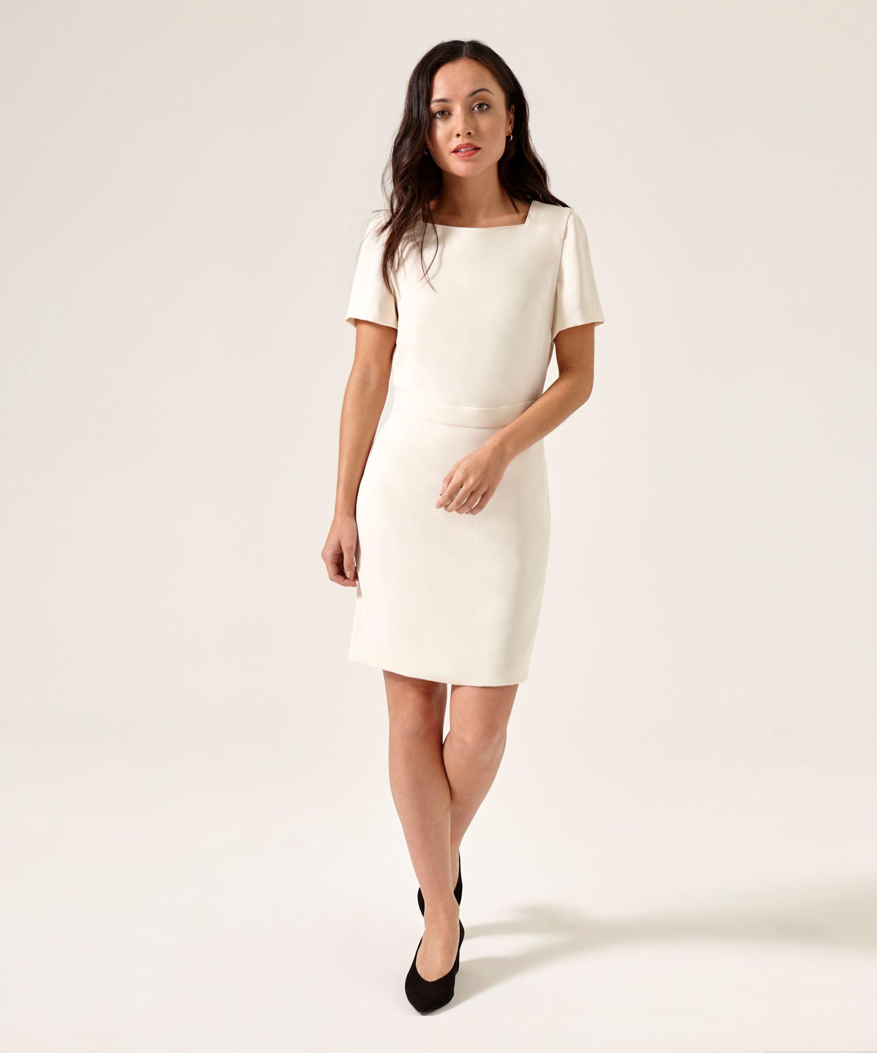Ladies petite career dresses