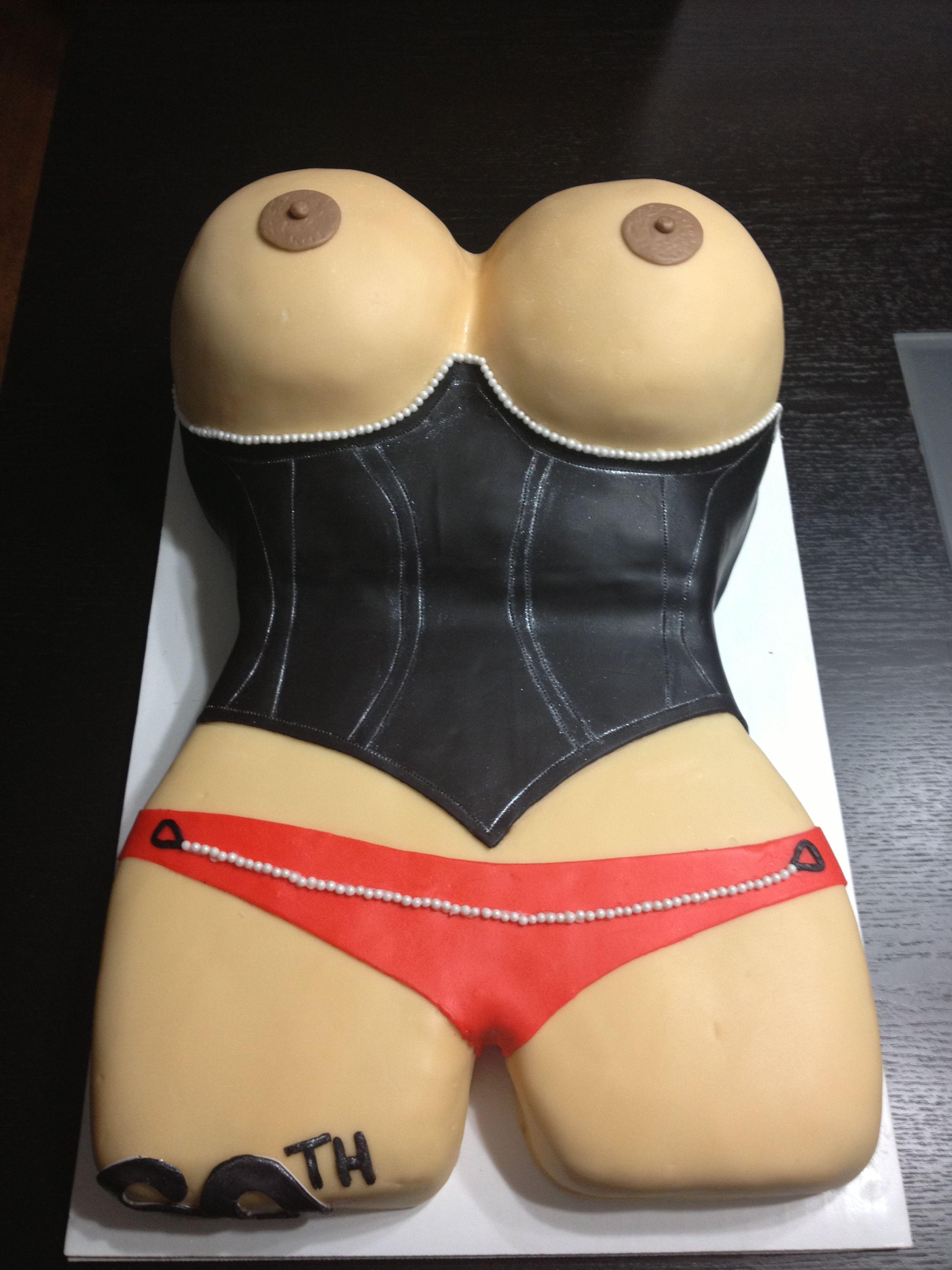 Ideas for boob cakes