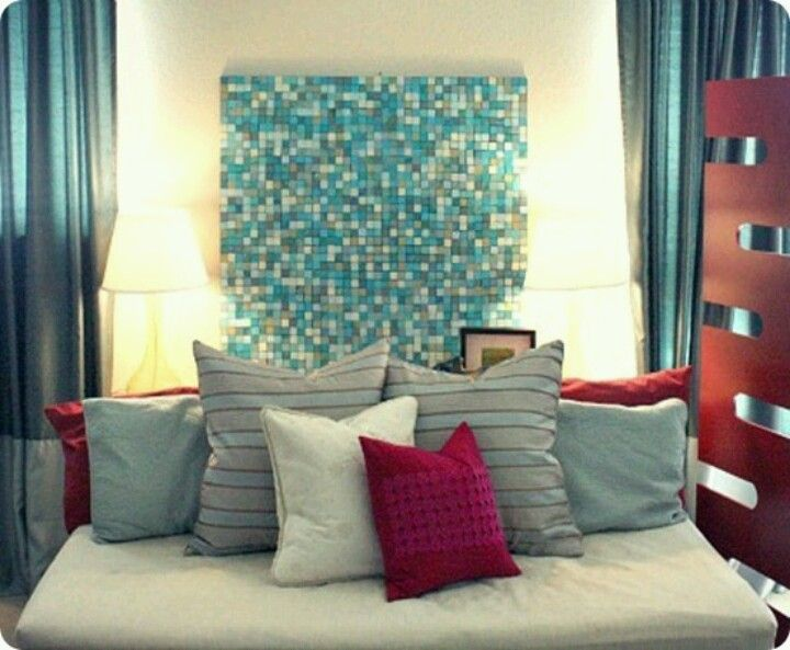 Pieces of you Mosaic; Pottery Barn Inspired Art