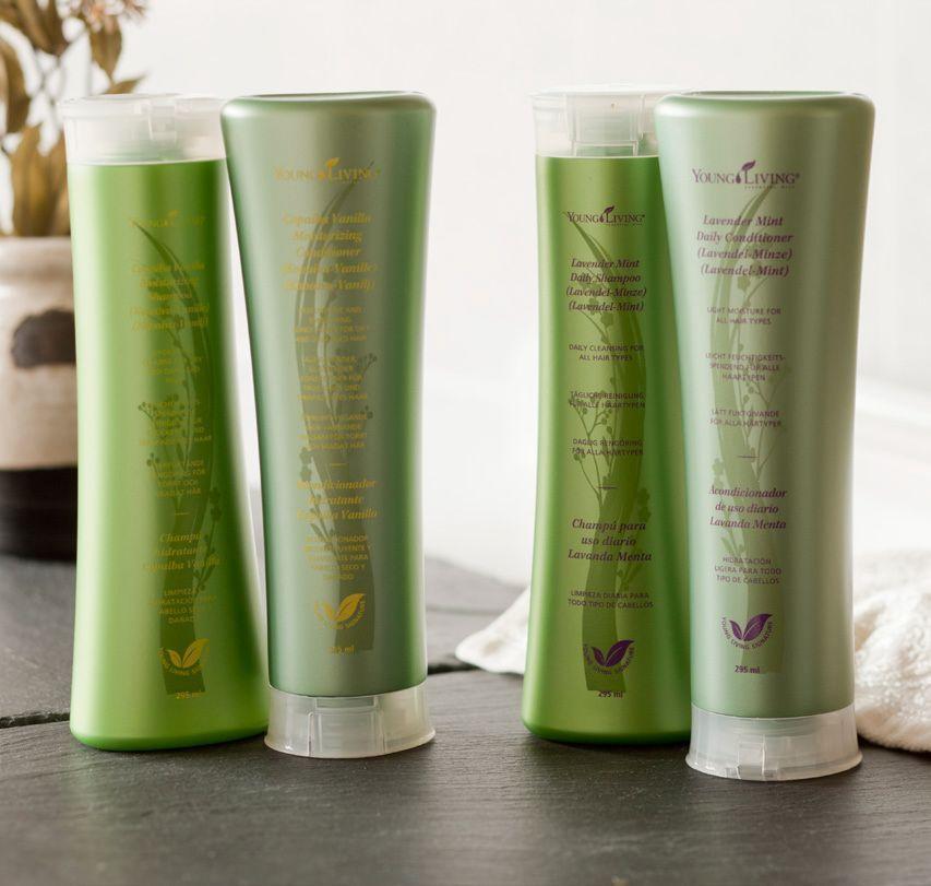 shampoo og balsam
