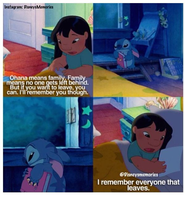 Lilo And Stitch Why Were You So Heartbreaking Disney Awesome