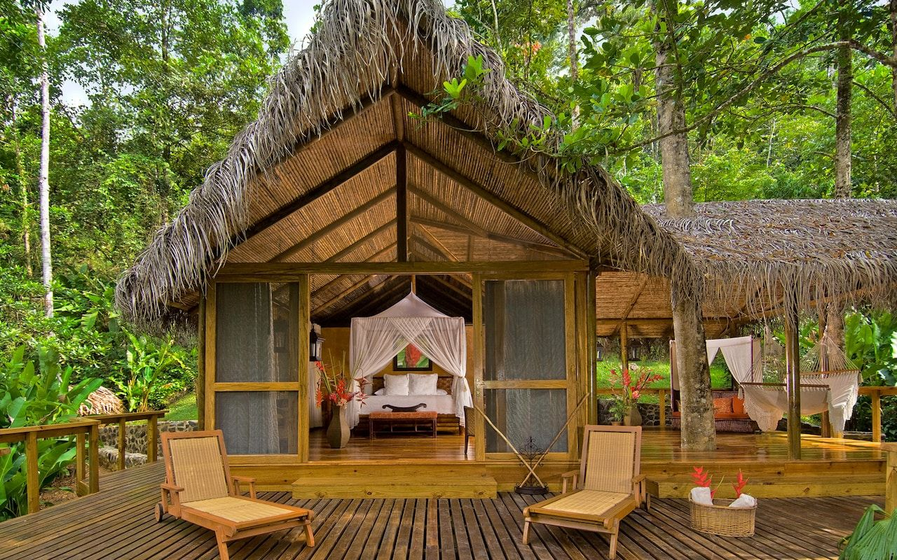Best hotels in costa rica telegraph travel hut house