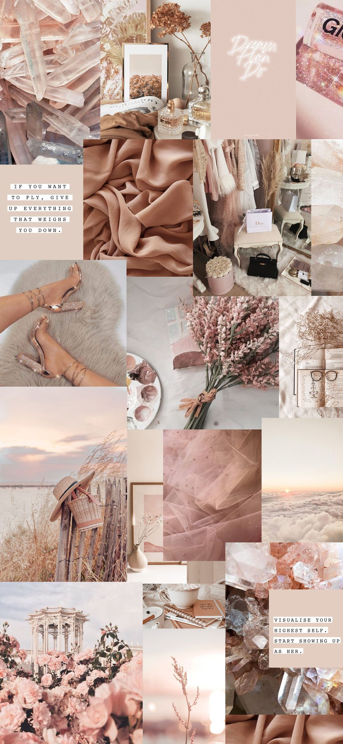Blush Aesthetic Wallpaper