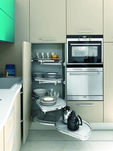 Sos ristrutturazioni idee per mini cucine cucine for Idee salvaspazio cucina